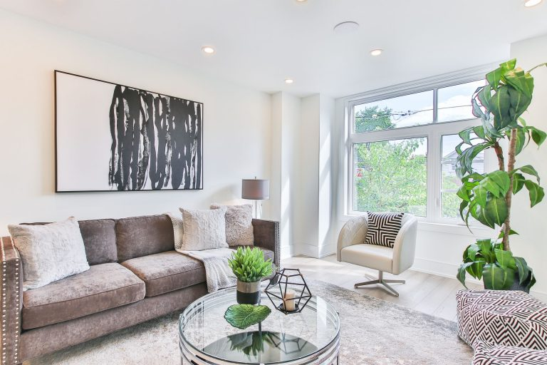 Aménager sa salle de séjour de manière contemporaine et design.