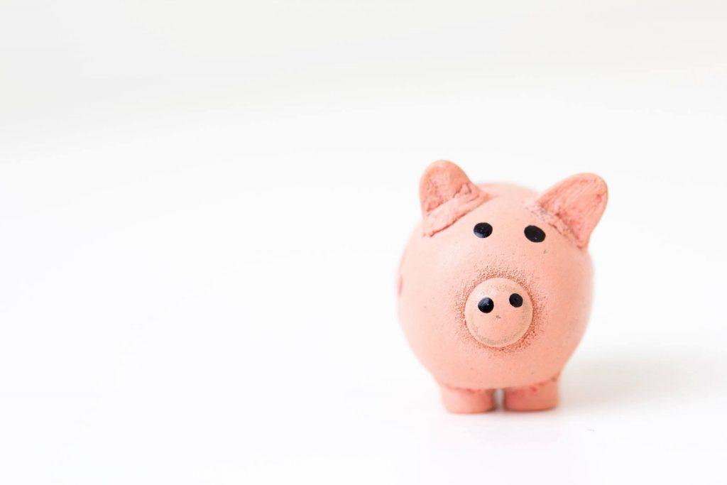 Cochon tireline pour illustrer les tarifs dans le choix de son agence digitale